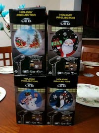 CHRISTMAS LED PROJECTORS  555 km