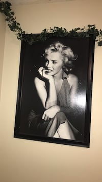 Framed Marilyn Monroe Wall Art Locust Grove, 30248