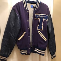 Vintage Letterman Jacket Reston, 20191