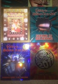 ripley's believe it or not & Guinness world records originals Lakeshore, N0R 1V0