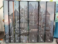 Harry Potter la serie completa