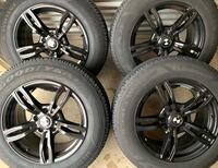 MINT CONDITION 4 x 225/65/17 TIRES AND BMW RIMS  $$800 Mississauga, L5B 3C9
