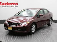 2015 Honda Civic LX Temple Hills, 20748