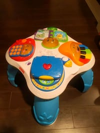 Fisher Price Toddler Activity Center