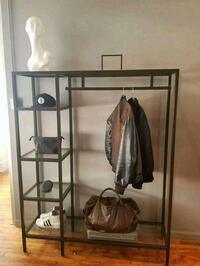 Boutique display rack New York, 10001