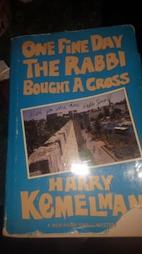 One Fine Day the Rabbi Bought a Cross Moriarty, 87035