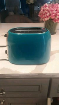 NEW!! Teal Color Toaster  $30