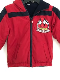 Toddler Spider-Man Jacket Round Hill, 20141