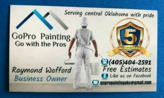 House painting and home maintenance