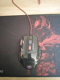 FRISBY FM-G3240K GAMEMAX MOUSE+ MAUSE PAD Istanbul, 34055