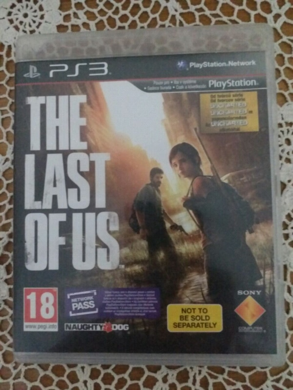 Ps3 THE LAST OF US 64be3fea-4309-4d90-97d2-88408f90eabe