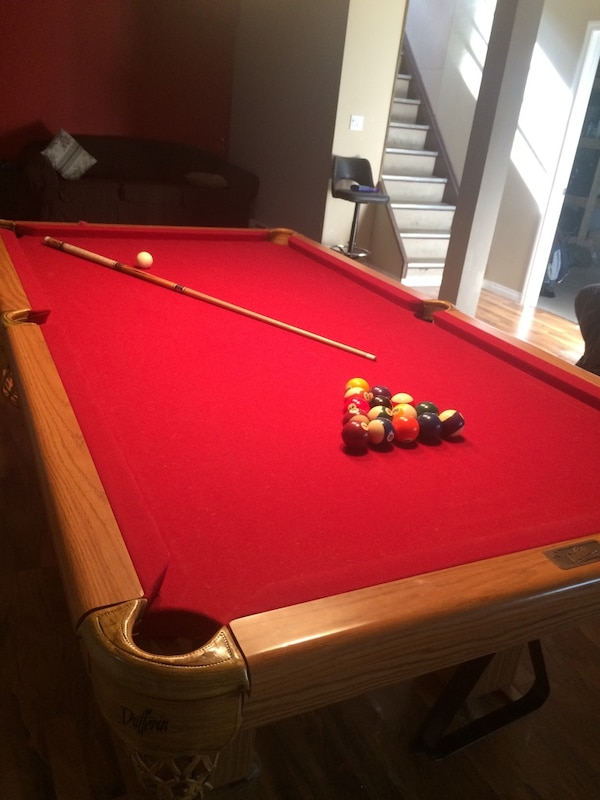 Used Dufferin Pool Table For Sale In Thunder Bay Letgo - Dufferin pool table