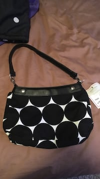 Thirty one, black and white bag Fayetteville, 45118