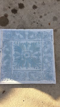 grey and white ceramic floral decor West Melbourne, 32904