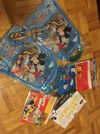 Mickey Mouse birthday supplies  Mississauga, L5V