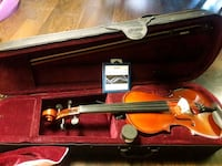 16 inch viola with premium strings and best rosin North Las Vegas, 89031