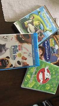 DVD movies 10$ for all New Tecumseth, L9R 0A7
