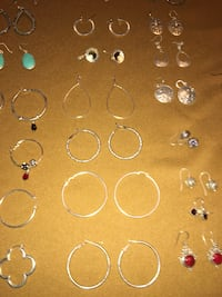 Silver jewelry lot with miscellaneous jewelry Thurmont, 21788