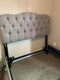 Full size Bed Frame and Head Board Ridgefield, 98642