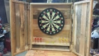 Dart board and cabinet  Jackson, 39212