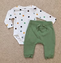 H&M baby boy outfit size 2-4 months  Mississauga, L5M 0H2