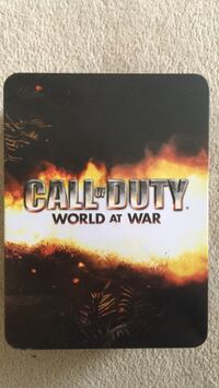 COD WAW Collector's Flask Mississauga, L5N 4B7