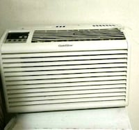 white LG window-type air conditioner Forest, 24551