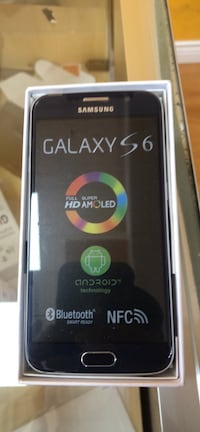 black Samsung Galaxy Android smartphone St. Catharines