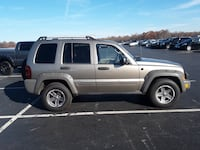 2007 Jeep Liberty Limited Baltimore