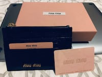 Miu Miu leather cardholder wallet Richmond, V6Y 2L8