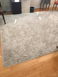 gray and white area rug Dollard-des-Ormeaux, H9A 3G9