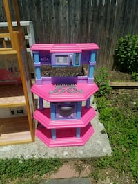 pink and purple kitchen playset Brentwood, 20722