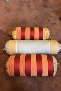 Roll pillows! 3 for $12!  Toronto, M9M 1G3