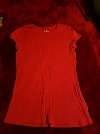 "Size large ""baby doll"" tshirt New Market, 35761"