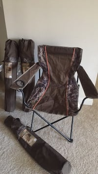 Outdoor chairs 3 for 20$ Herndon, 20170