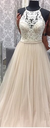 New wedding dress Edmonton, T5P