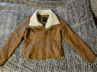 NEW Therapy brown Jacket size Large Florence, 39073