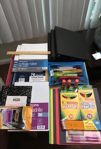 Brand new school supplies Whittier, 90602