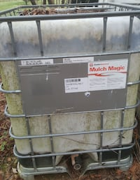 400 gal rain water storage totes Harpers Ferry