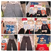 Giant 5T lot mostly Gymboree and old Navy Langley, V3A 1W3