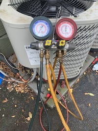 HVAC, AC, furnace, Heating and air service McHenry