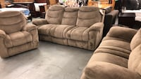 3 pcs reclining  Houston, 77018