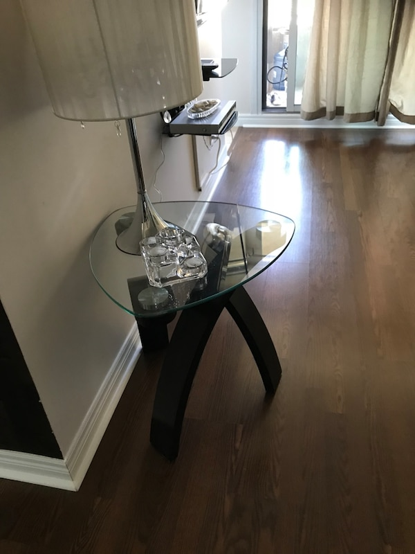 3 tables , 2 are side tables are the same and one middle bigger size the same set .I purchased this last year altogether for $700 plus tax 135a3d8f-dd17-4e5f-9985-eb72c2d26068