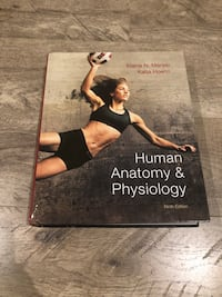 Human anatomy and physiology 9th edition (hardcover) Toronto, M5G 2M9