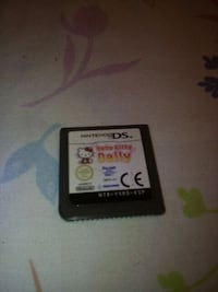 Nintendo DS Hello Kitty juego de catridge diario
