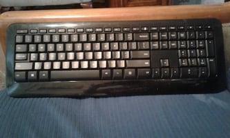 Wireless keyboard microsoft 850