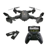 black and gray quadcopter drone Thomasville, 27360