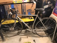 Vintage 70s Raleigh Record men's road bike with suntour gears Frederick, 21701