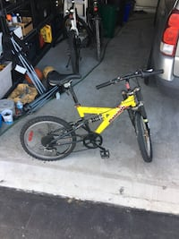 Raleigh 5 speed mountain bike St Catharines, L2S 3Z2