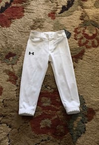 Under Armour Youth Athletic Pants size 4
